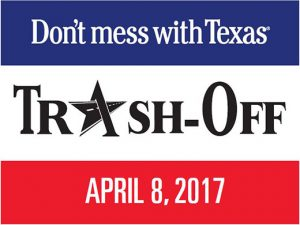 2017 Don't Mess with Texas Trash Off @ The Cafe | Avinger | Texas | United States