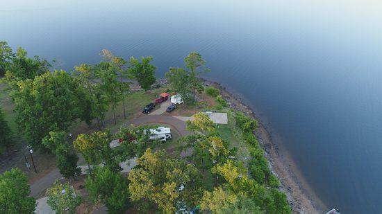 johnson creek camping lake o the pines tx