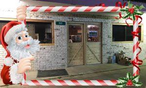 Santa Claus Will Be At D&S Boat Rental